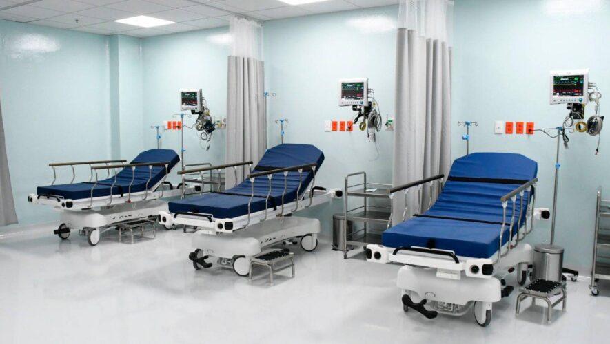 77% de camas disponibles en hospitales para pacientes con Covid