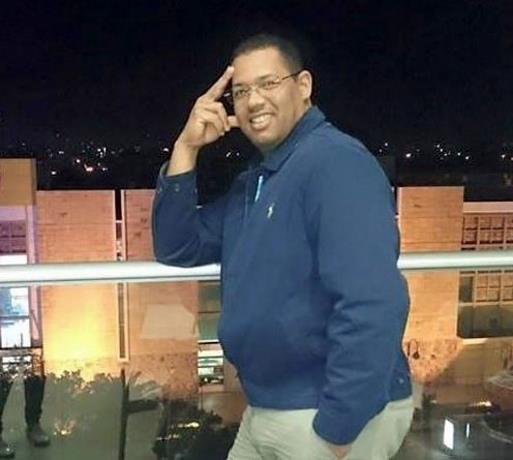 Argenis Contreras; acusado de matar profesor de la UASD ya se encuentra en el país