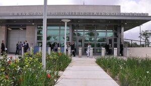 Embajada de EE.UU en Santo Domingo reabre sus puertas