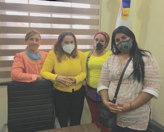Mujeres denuncian no recibir ayuda destinada a casas de acogida