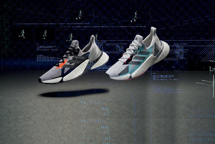 Feel the Future, la nueva campaña de adidas para presentar la línea de zapatillas X9000