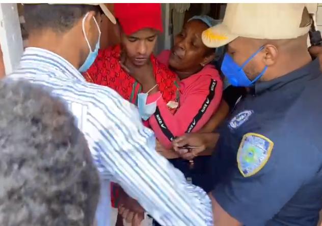Uno de los prófugos del cuartel de Haina se entrega a la PN