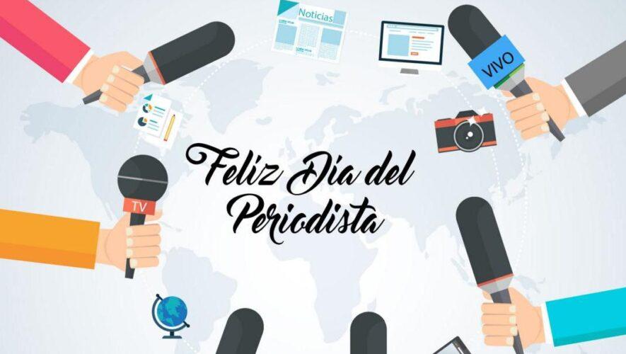 5 de abril: Día del periodista