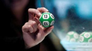 El número 13 fue puesto de manera fraudulenta en la Lotería Nacional