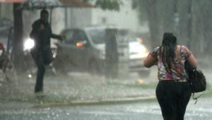 Alerta verde para seis provincias y el Distrito Nacional por lluvias