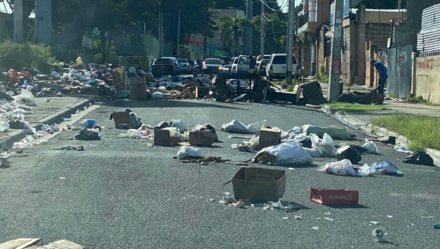 Bolivar Valera solicita intervención en SDE por cúmulo de basura