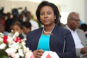 Muere primera dama de Haití