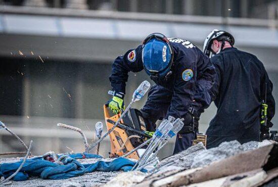 Aumentan a 86 las víctimas mortales por derrumbe de edificio en Miami
