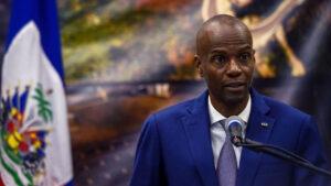 Asesinan presidente de Haití a tiros
