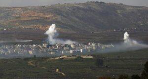Israel atacó a Libano en respuesta de lanzamiento de cohetes