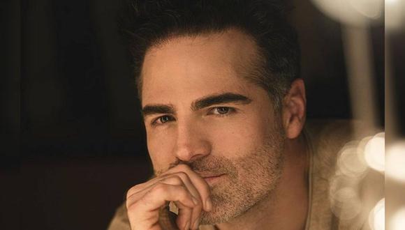 El actor Roberto Manrique admite que es homosexual
