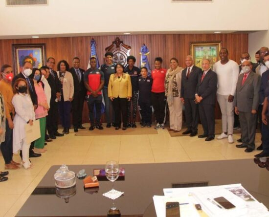 UASD ofrece becas a atletas ganadores en Juegos Olímpicos de Tokio