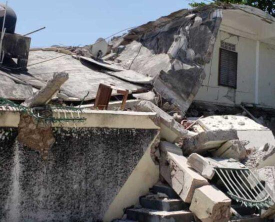 Al menos 1,297 personas muertas tras sismo de 7.0 en Haití